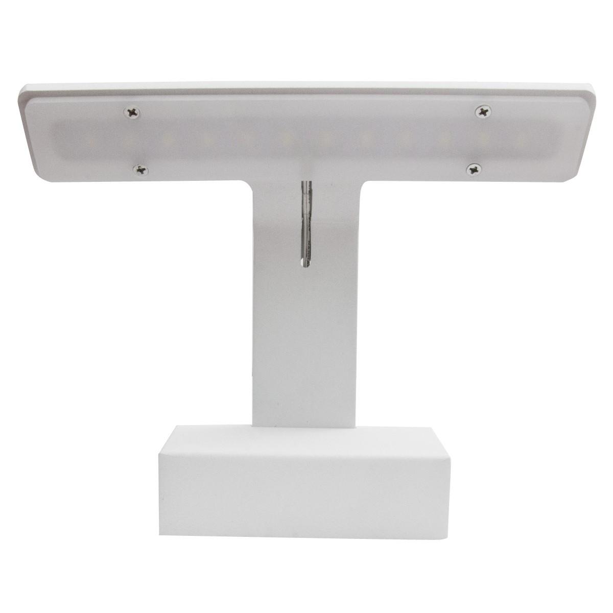 Lampada bagno Faretto Luce Led per Specchio 6W Design ...