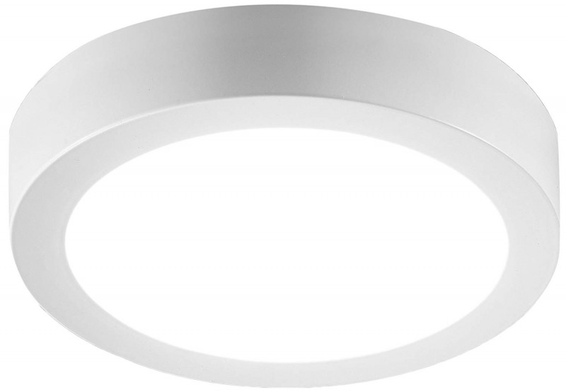 Plafoniere Da Interni : Plafoniera da interni w luce bianca calda k lumen ad