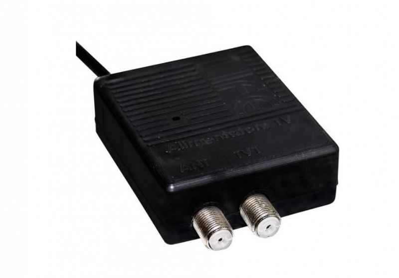 Alimentatore Tv Switching per Digitale Terrestre Connettori F Ingresso Antenna