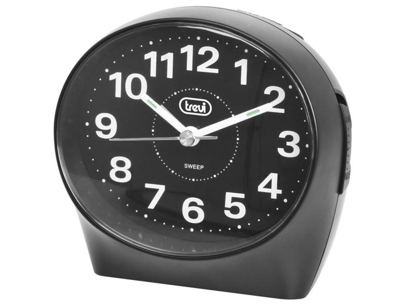 Drp orologio trevi clock quarzo alarm snooze luce silenzioso
