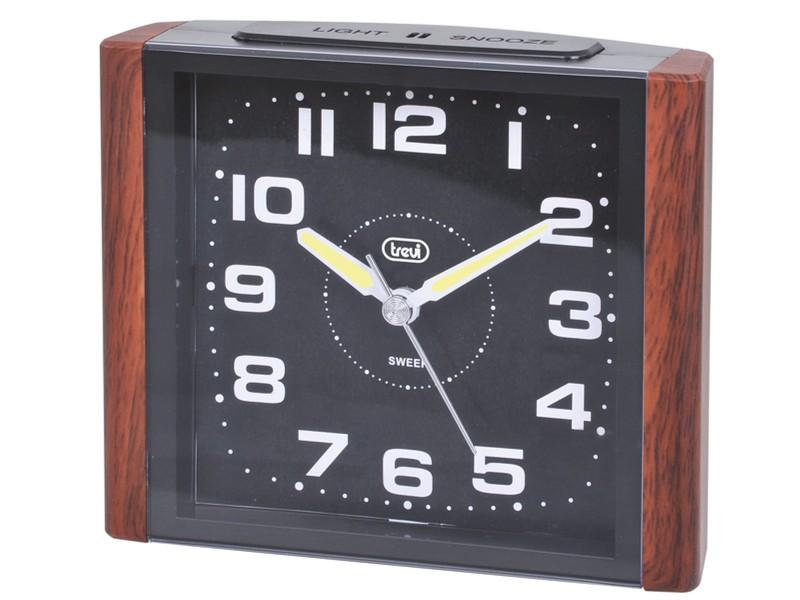 Oregon scientific rrm orologio sveglia con radio argento
