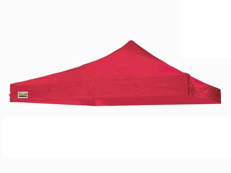 Plafoniere Per Gazebo : Tetto piramide 3x3 rosso ricambio telone top telo copri gazebo