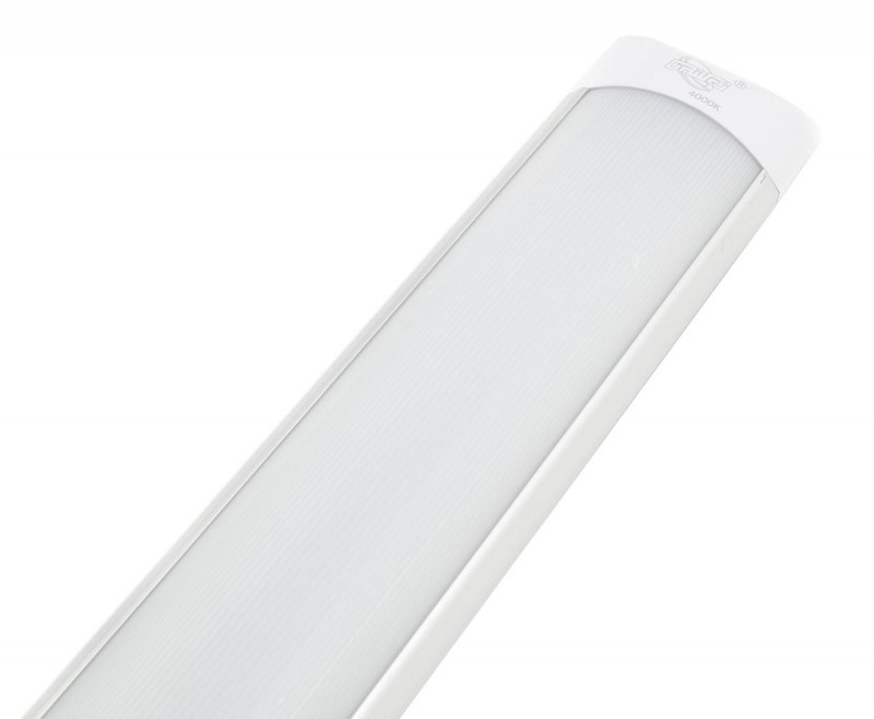 Tubo a Led Plafoniera Illuminazione Luce Naturale 20W 2000 Lumen 600 mm 4000K