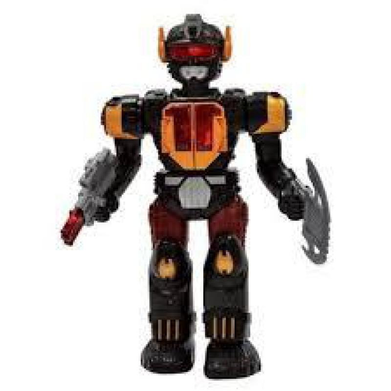 Giocheria ROBOT Cyber Hero cm.43 Luci e Suoni elettronici RDF50617 Multicolor