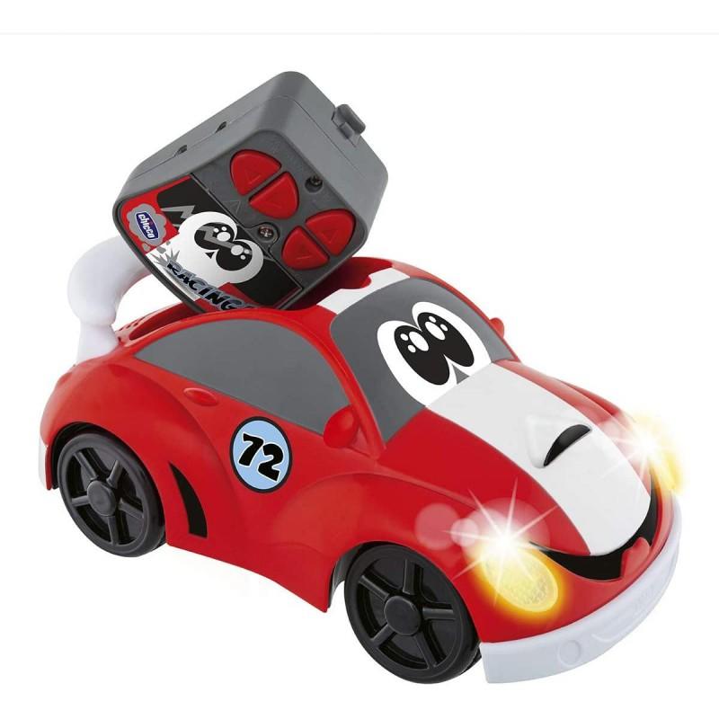 Chicco Johnny Coupe'Racing 4 direzioni di movimento fari anteriori si illuminano