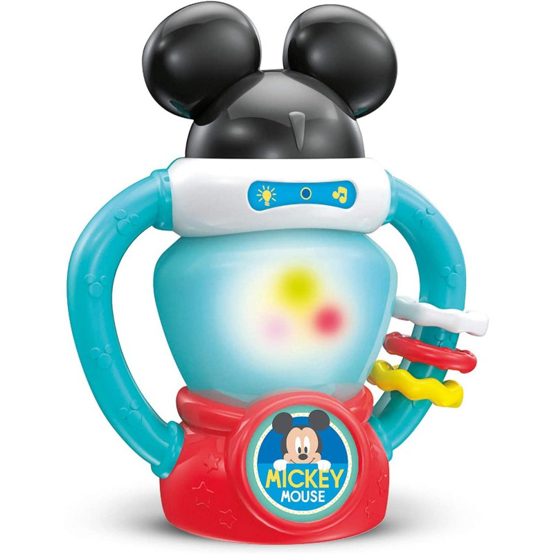 Clementon Disney Baby Mickey Lanterna Interattiva Luci E Sioni  10 - 36 Mesi
