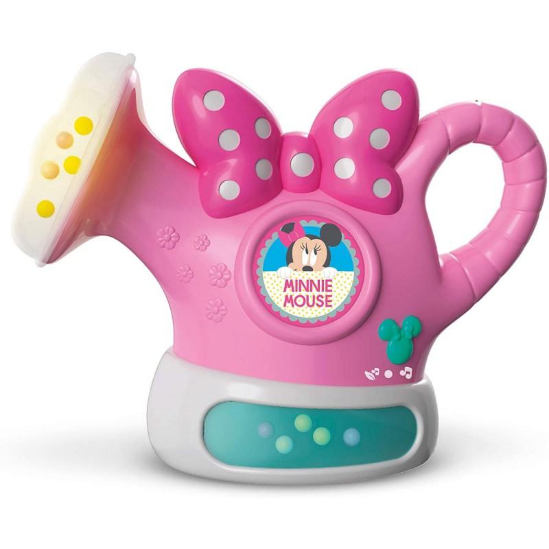 Clementoni Disney Baby Minnie Annaffiatoio Interattivo Luci E Suoni Bambino