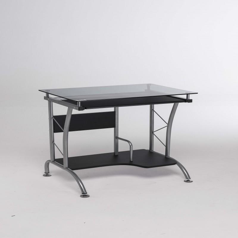 Scrivania per pc free tavolo per computer ikea scrivania - Mobili in vetro ikea ...