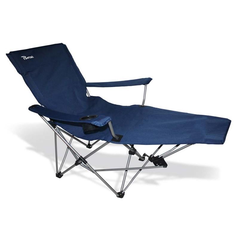Sedia A Sdraio Pieghevole.Sedia Sdraio Lettino Piscina Pieghevole Per Spiaggia Blu Relax