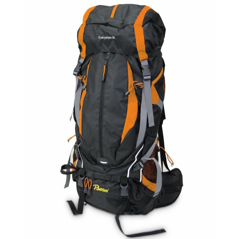 scarpe di separazione 7553b 7c0ac Zaino Zainetto Da Trekking Campeggio Escursionismo Escursione Sportivo 55  Litri