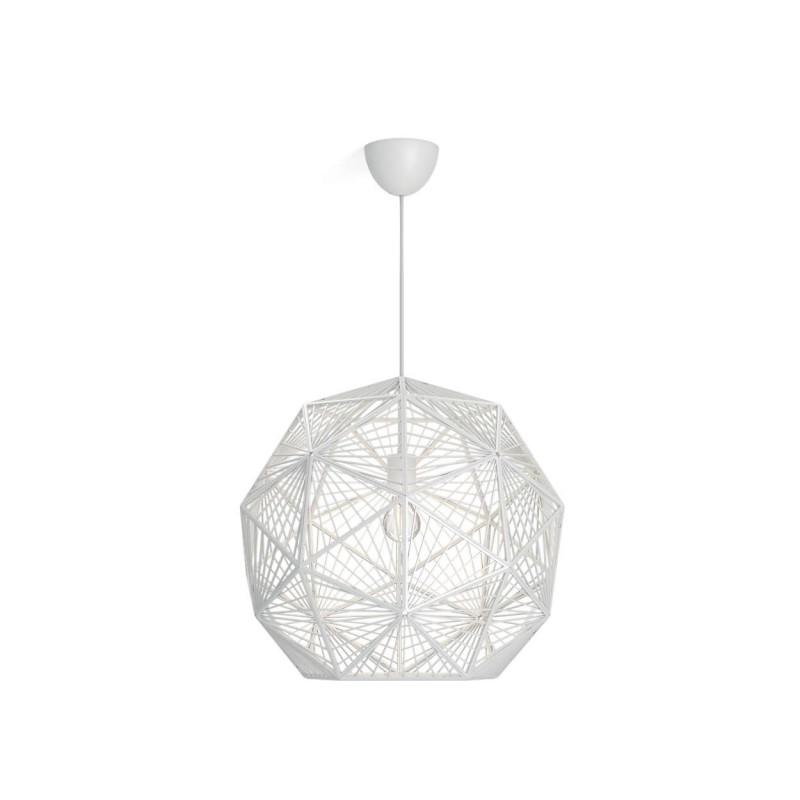 Lampada a Sospensione Design Bianca Philips MyLiving Mohair ...