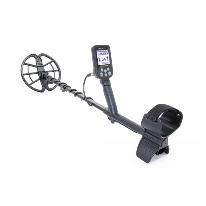 Prevendita Nokta Makro Metal Detector Simplex Plus + Facile 11″ DD Acqua 3M