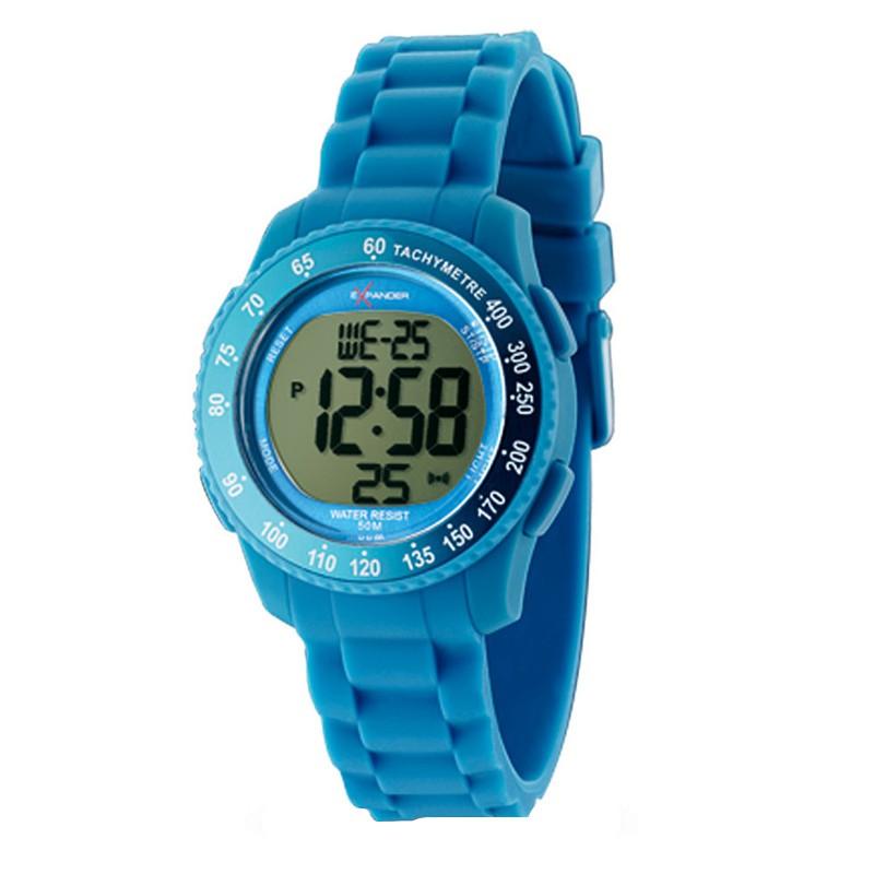Orologio SECTOR EXPANDER STREET R3251572115 Policarbonato Blu Cronografo Crono