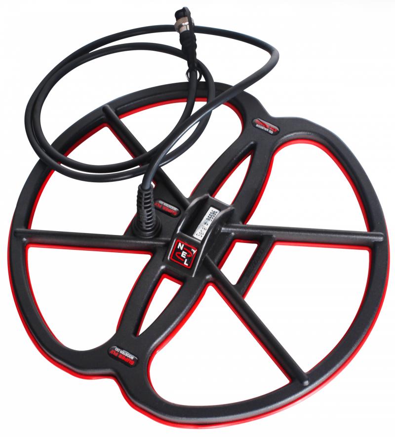 Piastra Nel Super Fly Quest Q20 Q40 X5 X10 Metal Detector + Profondità