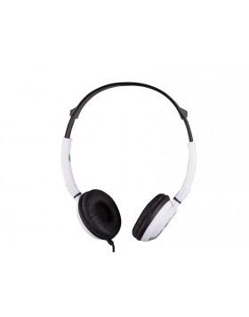 Cuffie Digital Stereo Per dispositivi multimediali Trevi Rocker Bianco