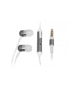 Cuffie Auricolari In Ear Con microfono Trevi HMP 694 M Nero