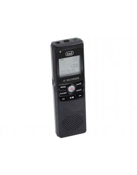 Registratore vocale Trevi Registrazione 260 ore Altoparlante Speaker integrato