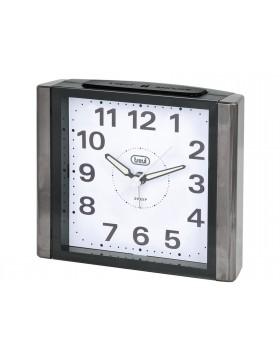 Orologio quadrato Trevi Sveglia Ora Al quarzo Audio Allarme Da tavolo Per camera