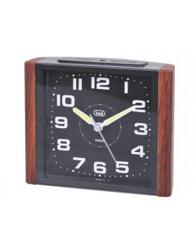 Orologio Trevi Clock Quarzo Alarm Snooze Luce Silenzioso Con suoneria Quadrante