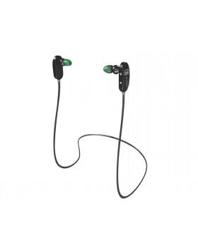 Mini cuffia Trevi Auricolari Bluetooth Sport Hi-Tech Microfono Nero