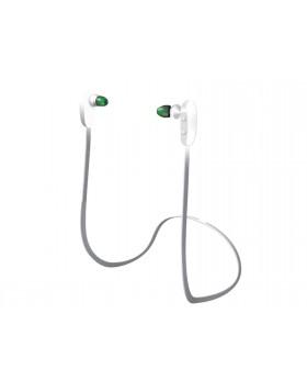 Mini cuffia Trevi Auricolari Bluetooth Sport Hi-Tech Microfono Bianco