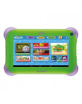 "TABLET 7 "" PC PER BAMBINO BAMBINI ANDROID DUAL CORE WIFI TREVI KIDTAB 7 C8 VERDE"