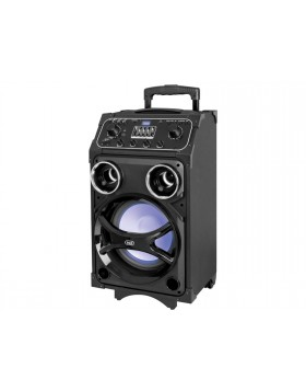 Altoparlante con bluetooth LCD Lettore Mp3 Ingresso Guitar In Portatile Trevi
