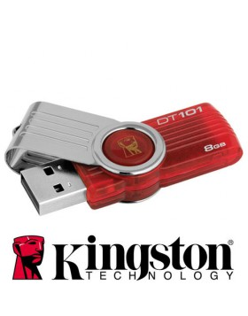 PEN DRIVE CHIAVETTA USB 8GB 8 GB GIGA PENDRIVE KINGSTON DATATRAVELER ORIGINALE
