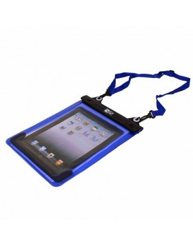 BUSTA CUSTODIA IMPERMEABILE STAGNA PER TABLET SAMSUNG IPAD PROTEZIONE WATERPROOF