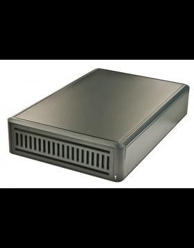 """Astuccio esterno IDE & SATA da 5,25"""" USB 2.0 / eSATA & FireWire 400-800 / CD / DVD / DB Premium"""