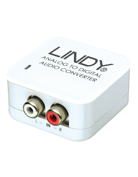 Converter Audio Analogico RCA > SPDIF Digitale
