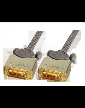 Cavo DVI-D Dual Link GOLD M/M 1m