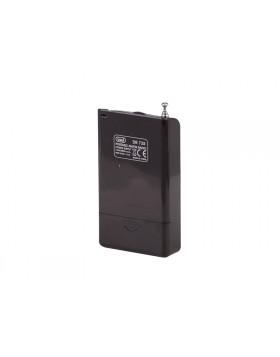 Mini radio Trevi Nero Altoparlante integrato Portable Micro Riproduttore musica