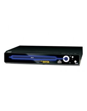 LETTORE DVD INGRESSO SCART USB FOTO MUSICA MEMORIA SD CD MP3 JPG TREVI DXV 3530