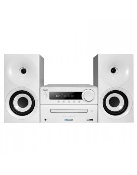 SISTEMA IMPIANTO HI FI HIFI CASSE AUDIO CD MP3 USB BLUETOOTH HCX 1080 BT TREVI