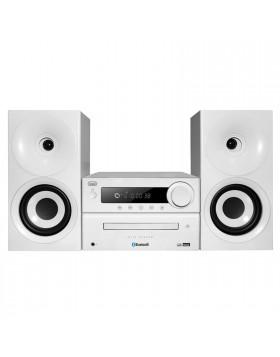 SISTEMA IMPIANTO HI FI HIFI CASSE AUDIO CD MP3 USB BLUETOOTH HCX 1080 BT TREVI