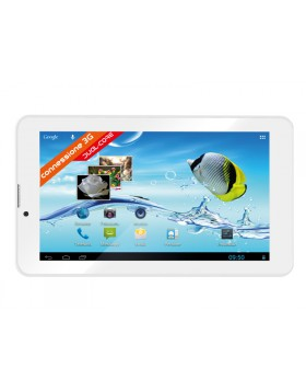 "TABLET ANDROID 7 "" POLLICI 3G WIFI 4GB DUAL CORE TREVI TAB 7 S8 BIANCO 0T07GS01"