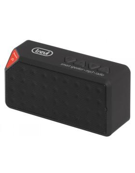CASSA PORTATILE MINI ALTOPARLANTE CASSE BLUETOOTH RADIO LETTORE MP3 NERO TREVI