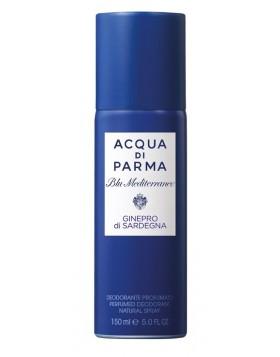 Profumo Acqua Di Parma Mediterraneo Ginepro di Sardegna Deo Spray Blu 150ML