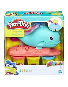 Balena sputa Play Doh Colorato Pasta da Modellare Plastichina Stampini Forme