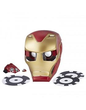 Maschera Avengers Infinity War Realtà Aumentata Immagini Digitali Iron Man