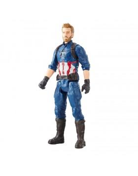 Capitan America 30 cm Personaggio Collezione Avengers Marvel