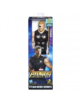 Pupazzetto Personaggio Thor Avengers 30 cm Collezione Hasbro Giochi
