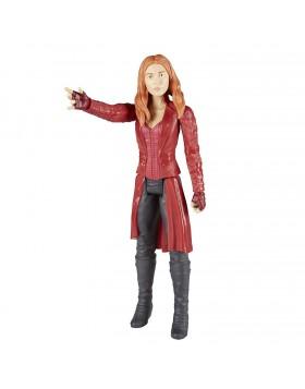 Scarlet Witch Personaggi Marvel Avengers Altezza 30 cm Collezione Hasbro Giochi