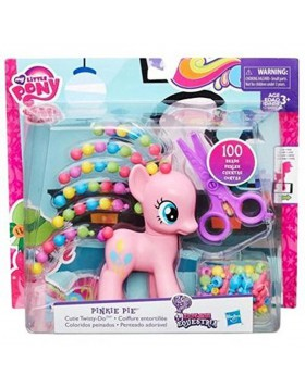 Hasbro My little Pony Pinkie Pie  Capelli Pazzi con Forbice Gioco