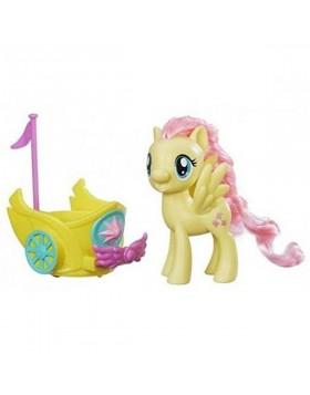 My Little Pony Carrozza Dorata Ponyville Fluttershy Gioco Bambina Hasbro