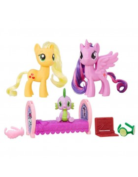 Principessa Twilight Sparkle Set Coppie di Amici Accessori MY Little Pony