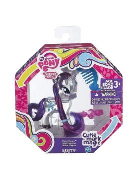My Little Pony Trasparente Riempito di Acqua e Glitter Scintillanti Hasbro