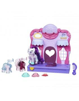 Negozio My Little Pony con Abiti Accessori Hasbro Fashion Playset