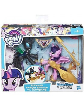 2 Personaggi My little Pony Giocattoli Ispirati al Film Hasbro